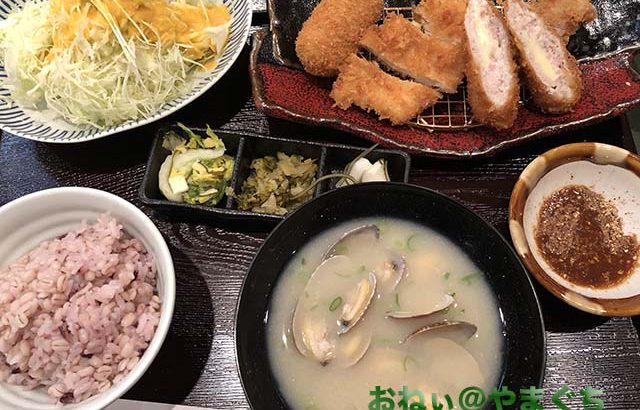 とんかつ濱かつ 新南陽永源山店